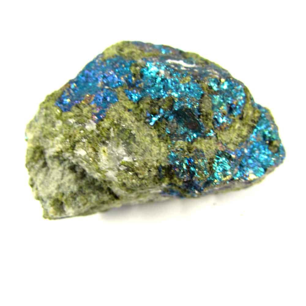 Bornita Pedra Natural Bruta - Frete Grátis - 4567