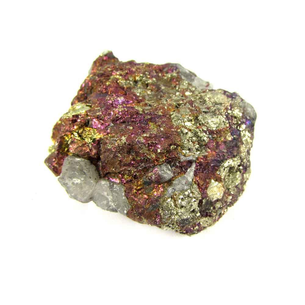 Bornita Pedra Natural Bruta - Frete Grátis - 4581