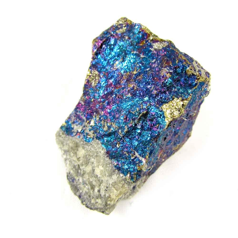 Bornita Pedra Natural Bruta - Frete Grátis - 4587