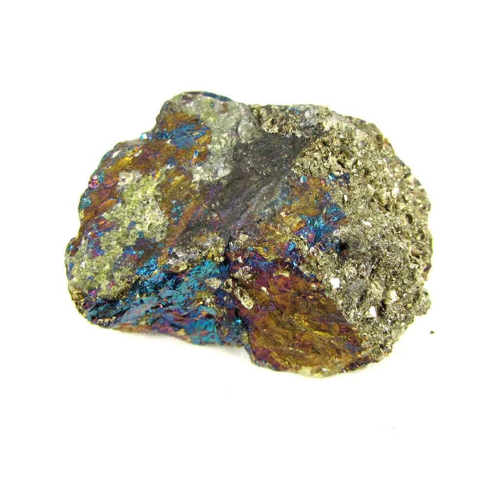 Bornita Pedra Natural Bruta - Pedra do Unicórnio - 4599