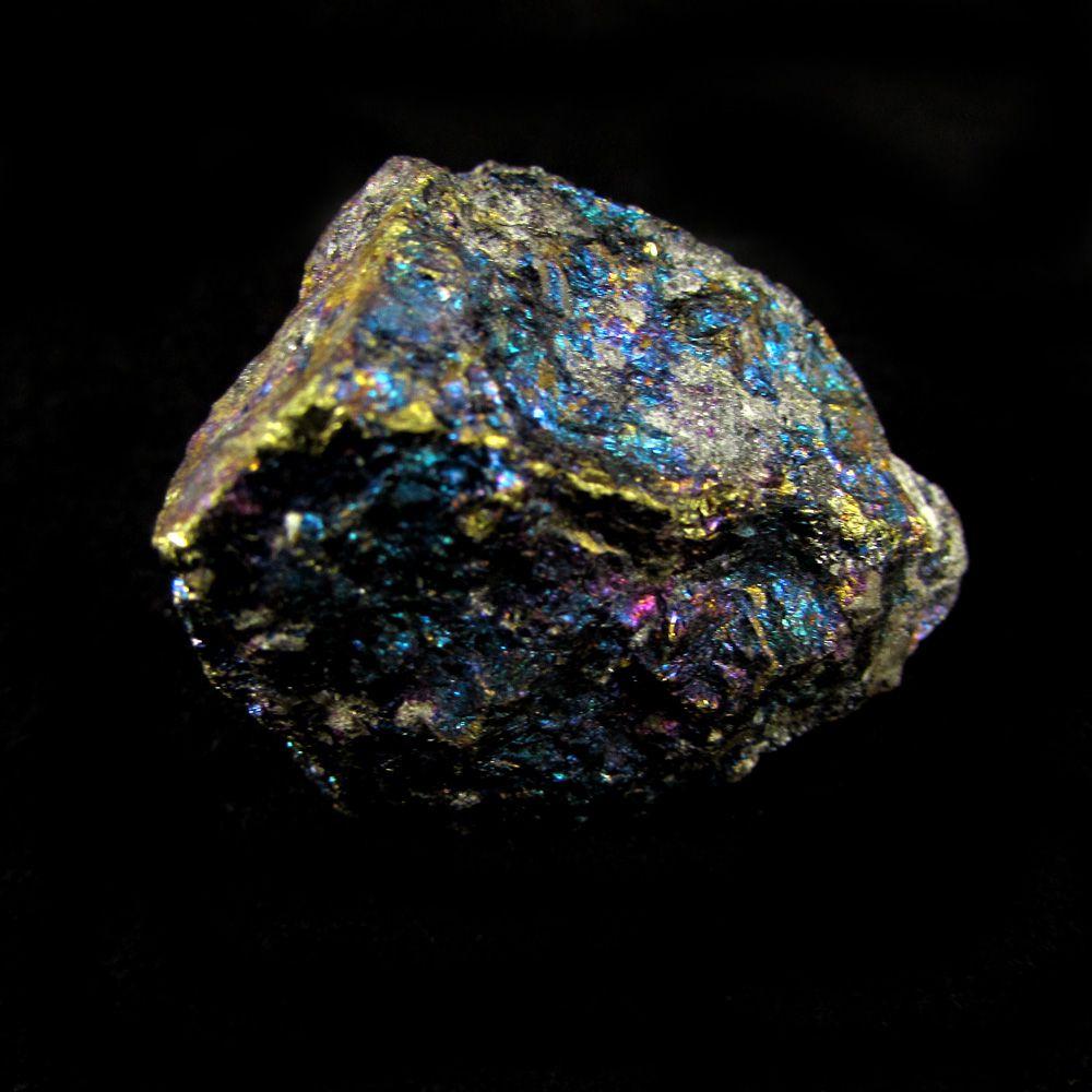 Bornita Pedra Natural Bruta - Pedra do Unicórnio - 4815