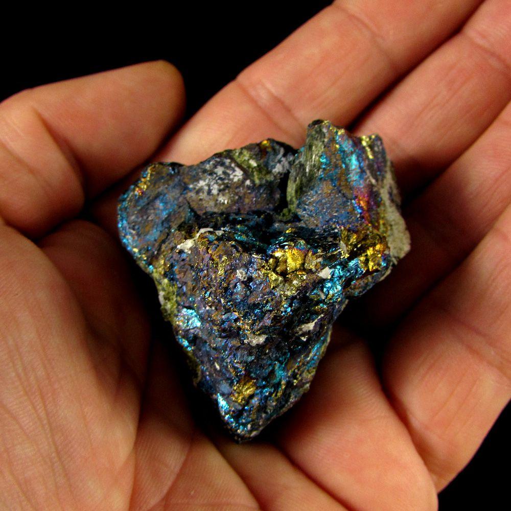 Bornita Pedra Natural Bruta - Frete Grátis - 4823