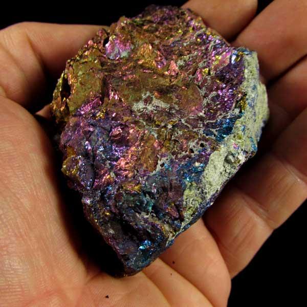 Bornita Pedra Natural Bruta - Pedra do Unicórnio - 7171
