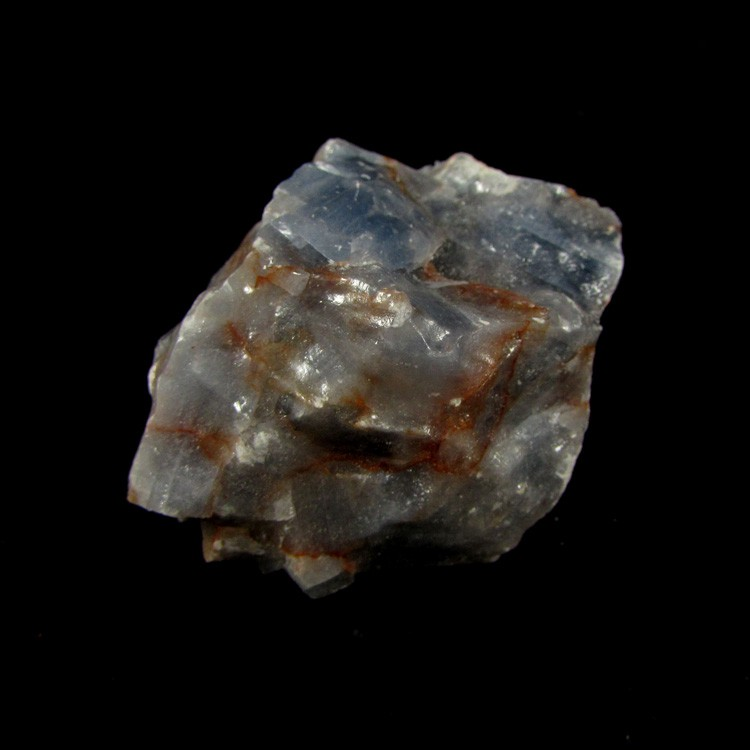 Calcita Azul Pedra Natural Bruta - 5107