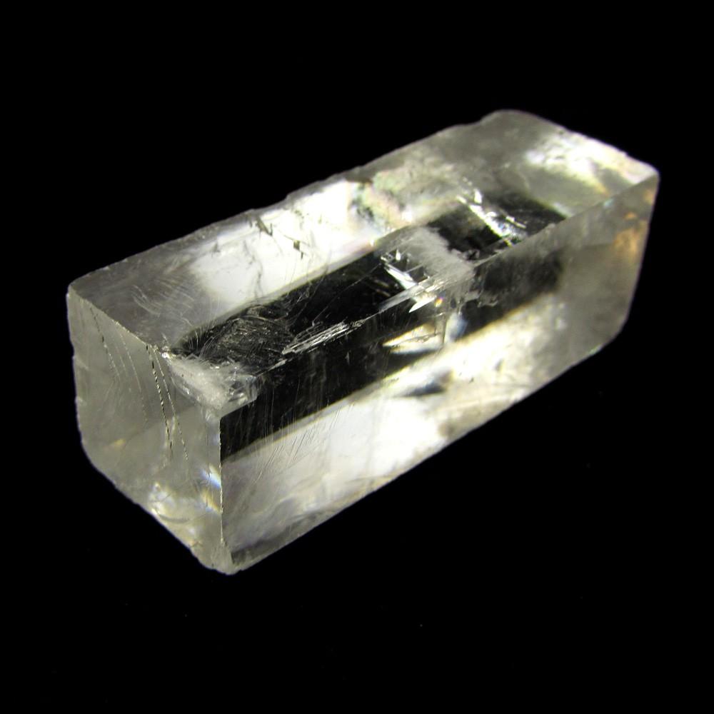 Calcita Óptica Pedra Natural Bruta - 5003