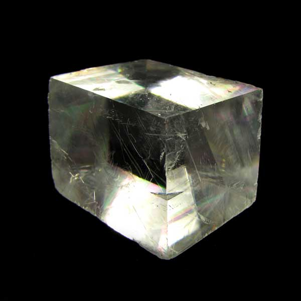 Calcita Óptica Pedra Natural Bruta - 7015