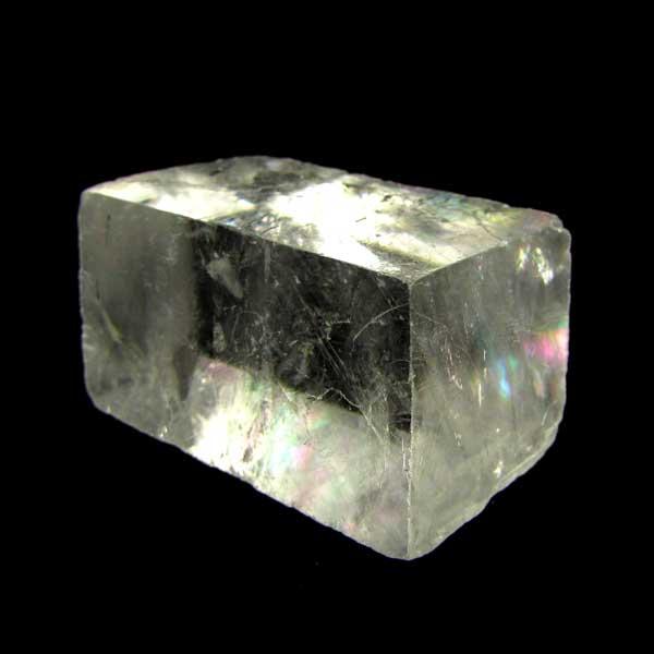 Calcita Óptica Pedra Natural Bruta - 7017