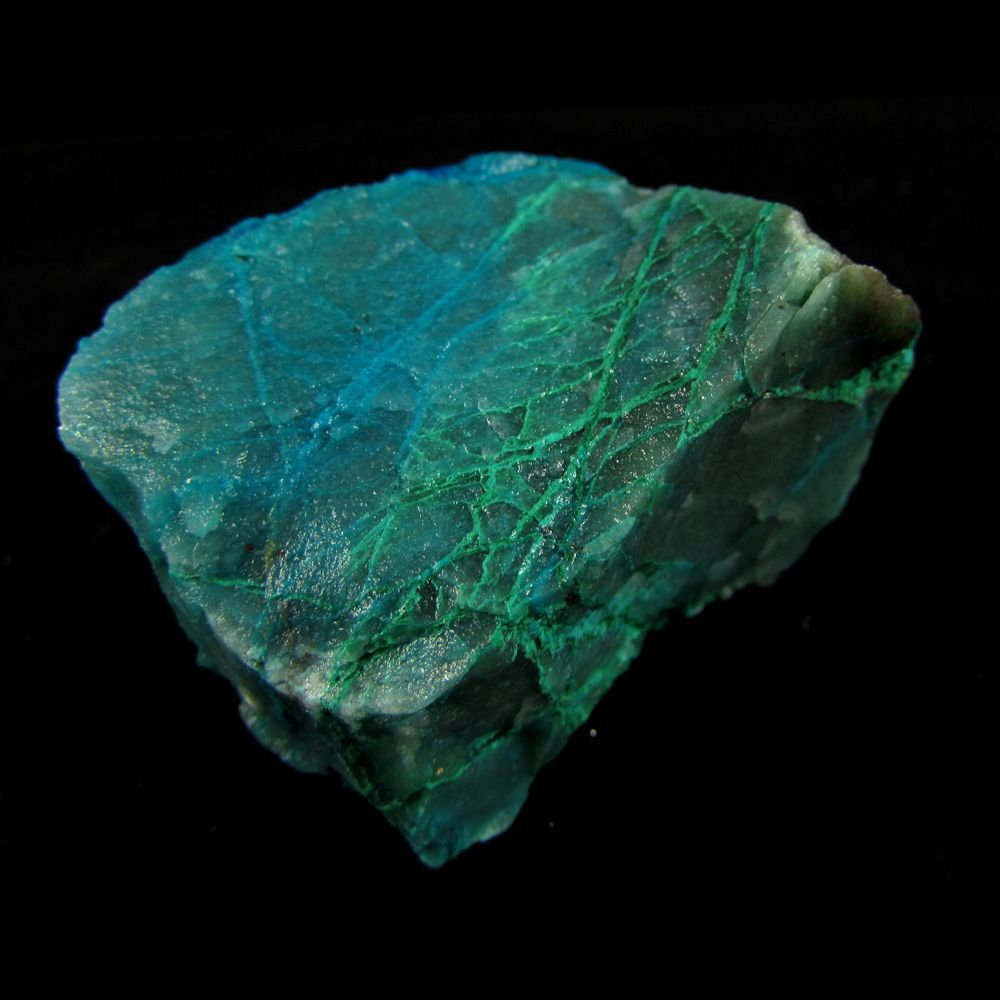 Crisocola Pedra Natural Bruta - 4851