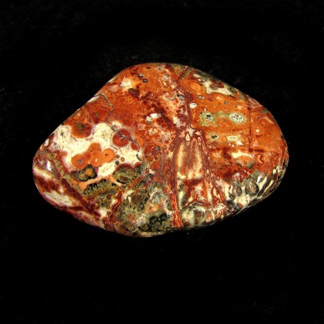 Jaspe Pele de Leopardo Pedra Natural - 5759