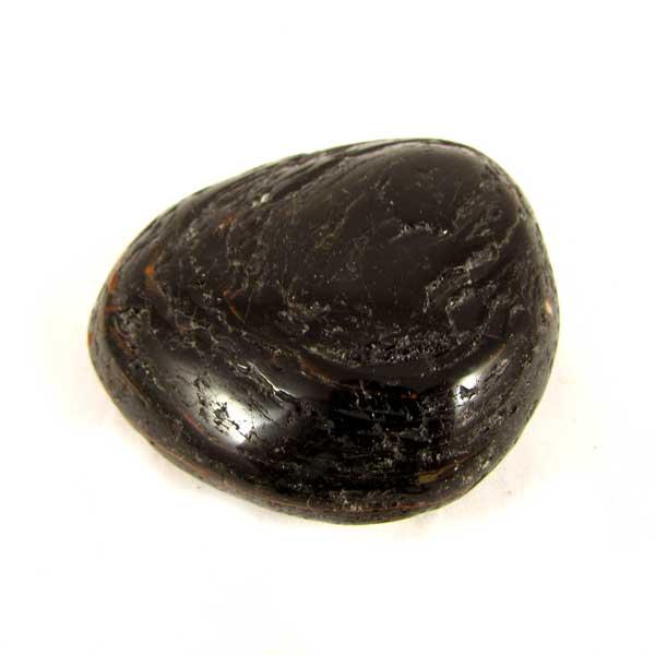 Turmalina Negra Pedra Natural Rolada - 6171