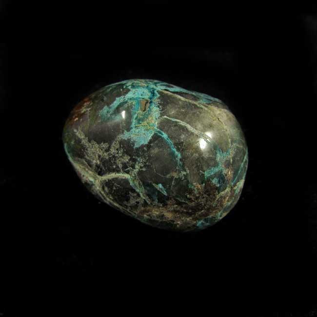Crisocola Pedra Natural Bruta - 5797