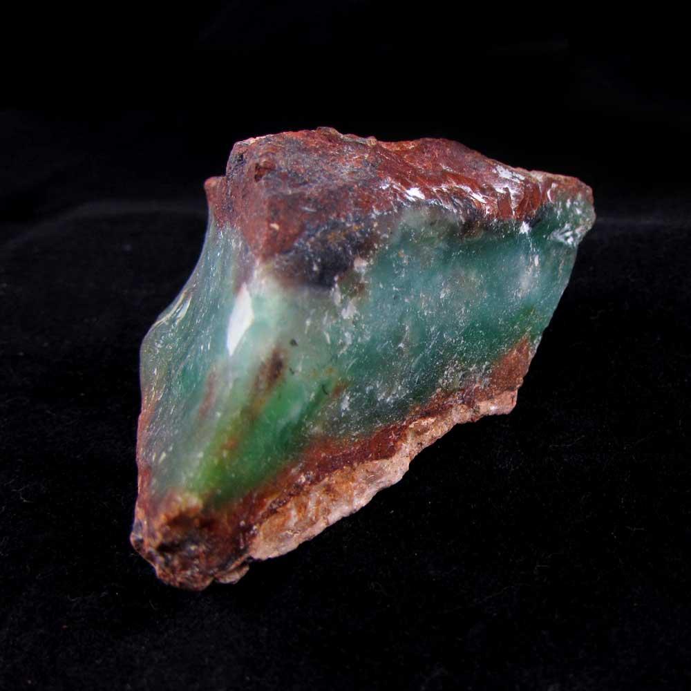 Crisoprásio Pedra Natural Bruta