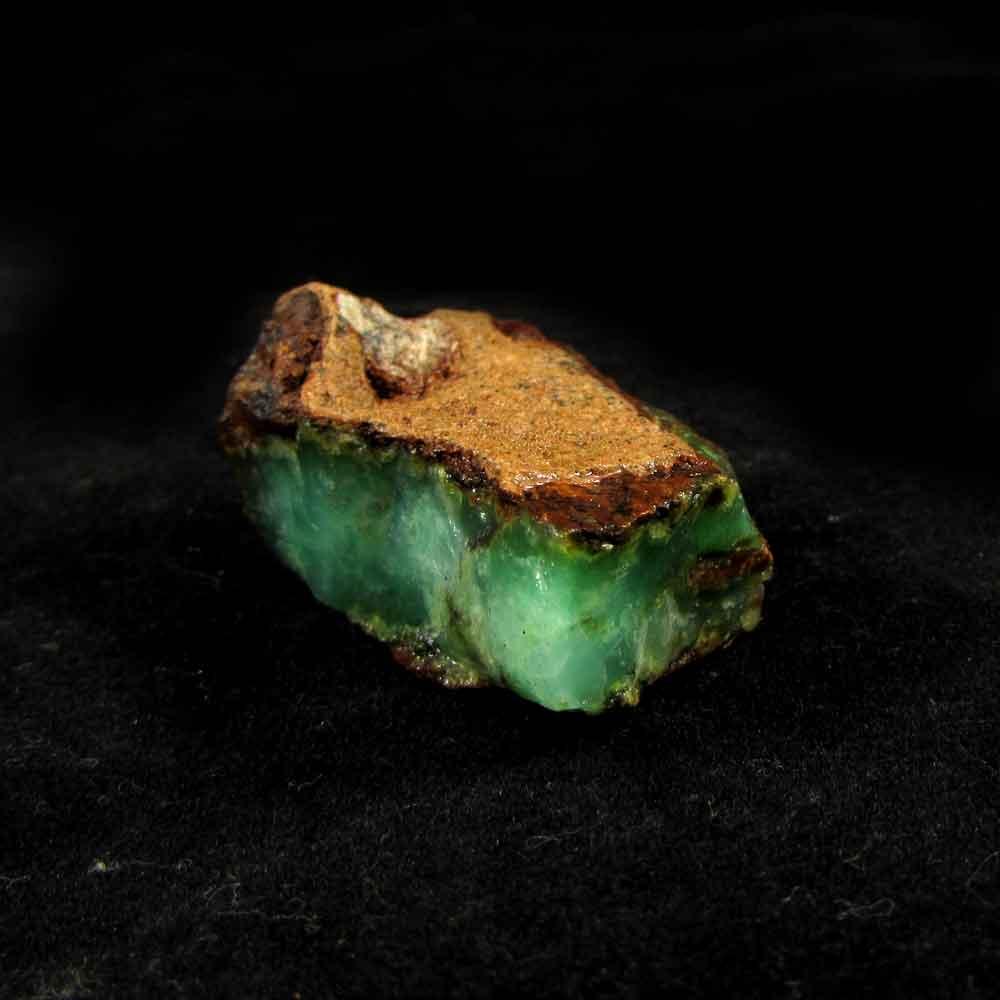 Crisoprásio Pedra Natural Bruta - 2913