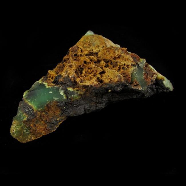 Crisoprásio Pedra Natural Bruta - 5671