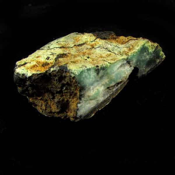 Crisoprásio Pedra Natural Bruta - 6583