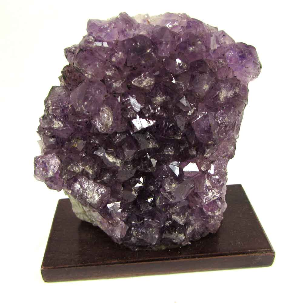 Drusa de Ametista Pedra Natural - 4667