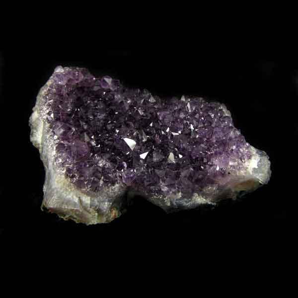 Drusa de Ametista Pedra Natural - 6395