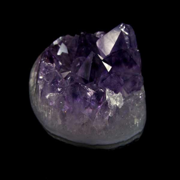 Drusa de Ametista Pedra Natural Lapidada - 7075
