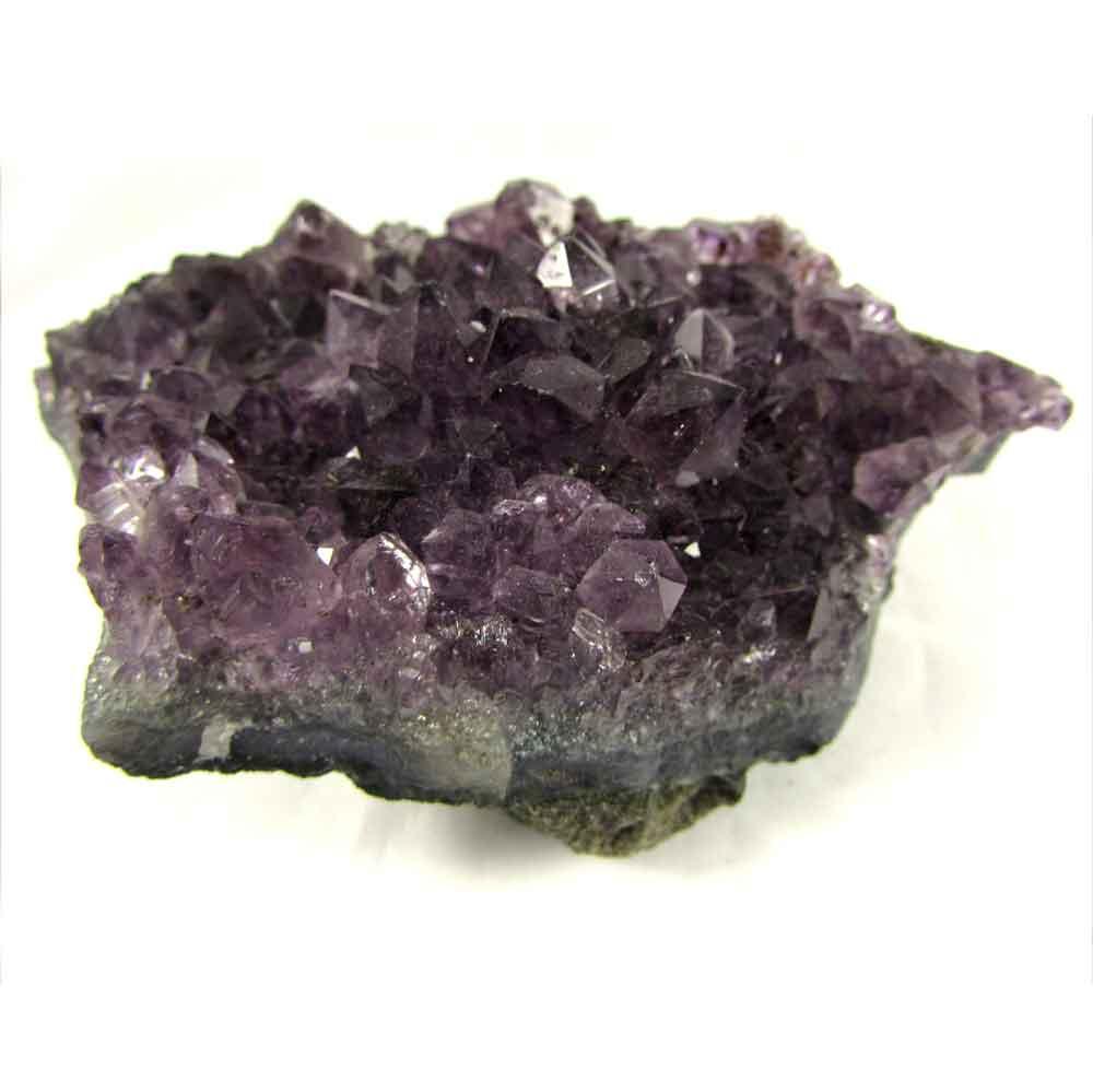 Drusa de Ametista Pedra Natural - Uruguai - 4659
