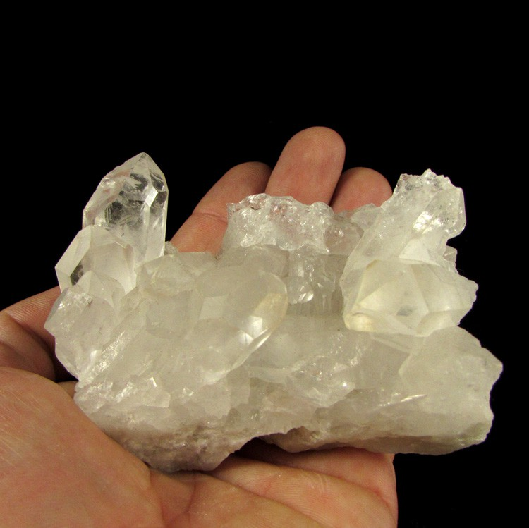 Drusa Quartzo Cristal Pedra Natural - 5361