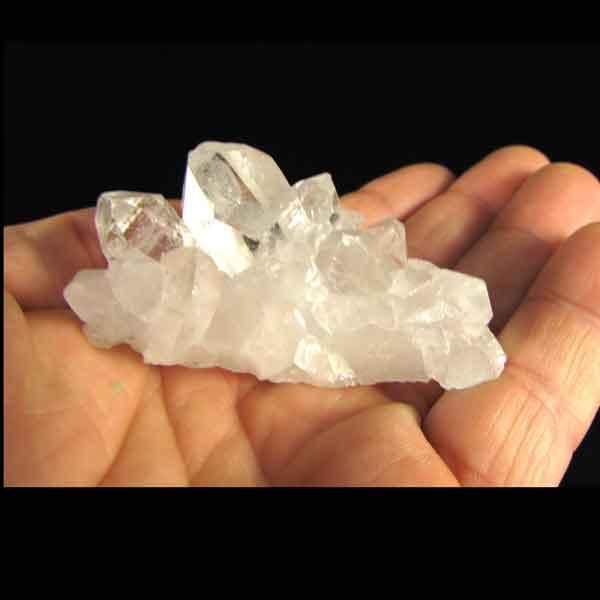 Drusa Quartzo Cristal Pedra Natural - 6303