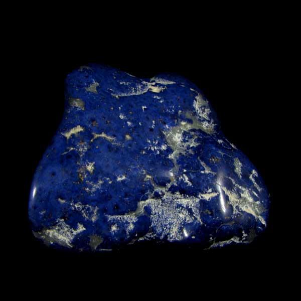 Dumortierita Rolada Pedra Natural - 7071