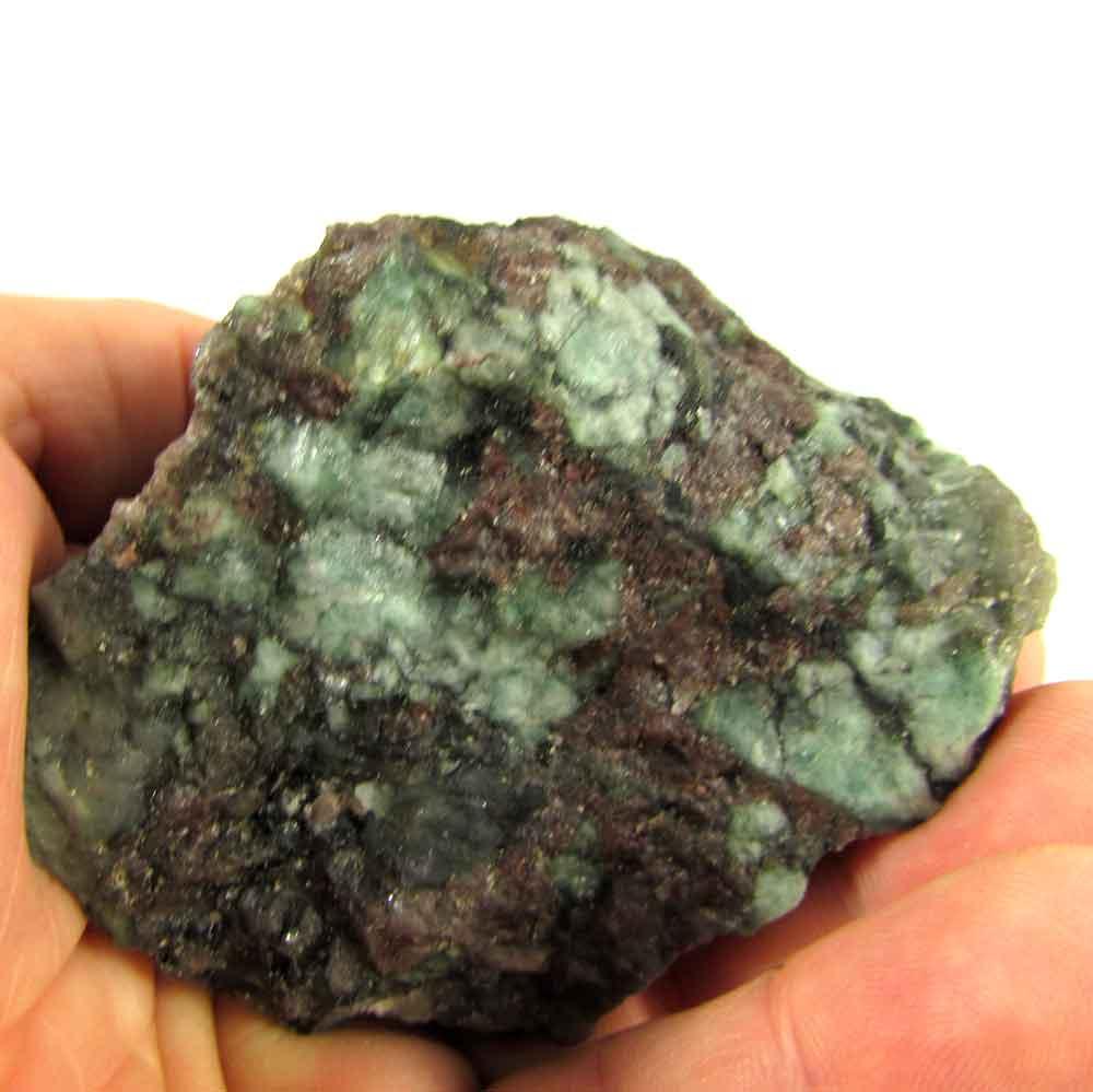 Esmeralda Pedra Natural Bruta