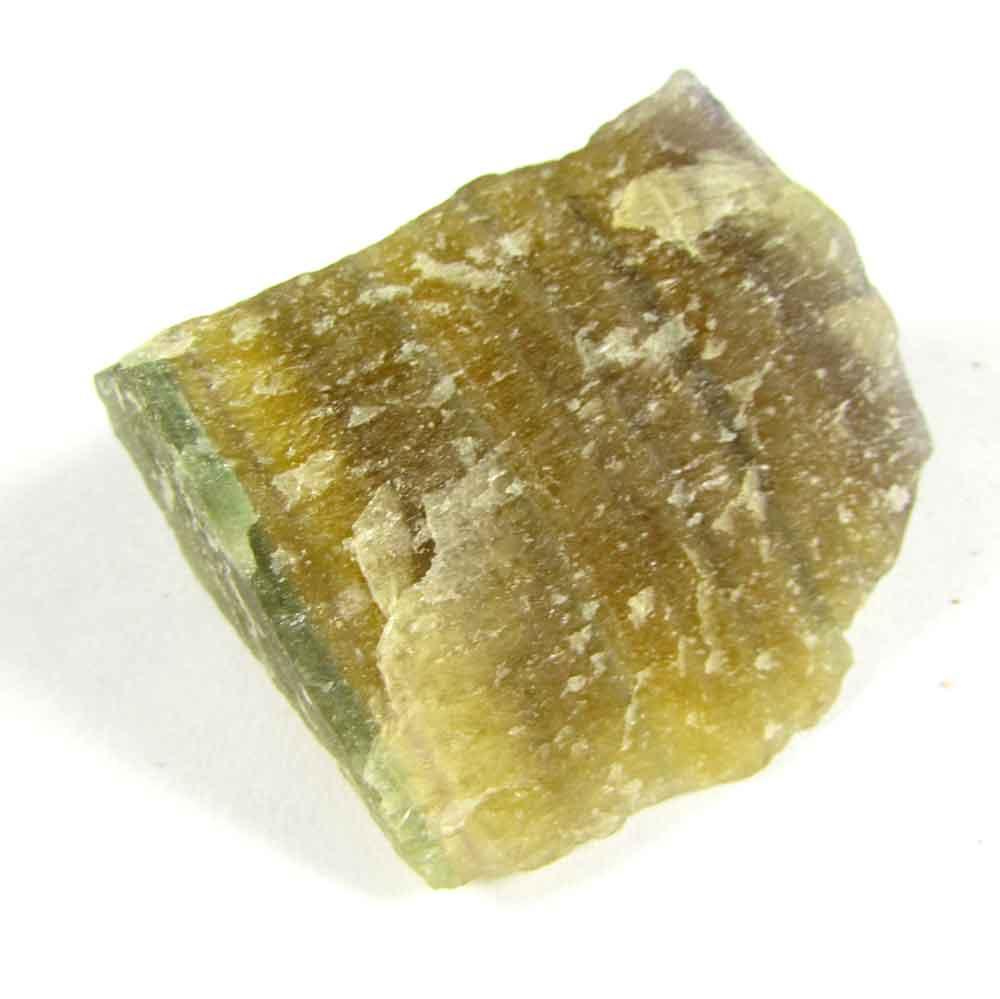 Fluorita Arco-Íris Pedra Natural Bruta