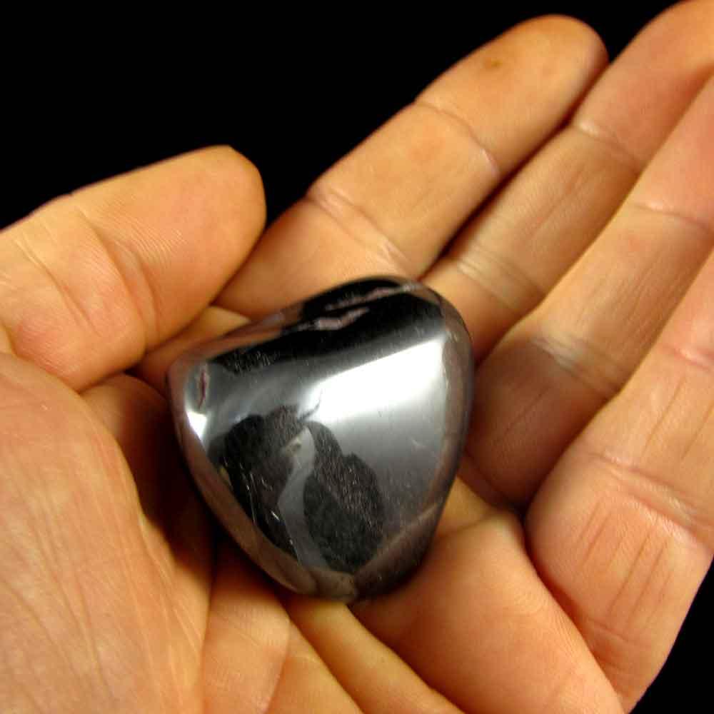Hematita Pedra Natural Rolada - 3083