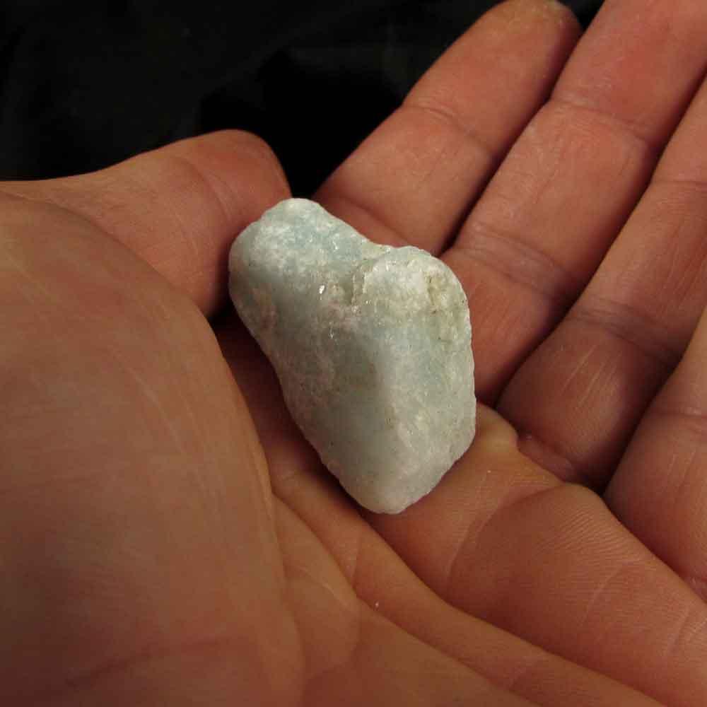 Hemimorfita Pedra Natural Bruta
