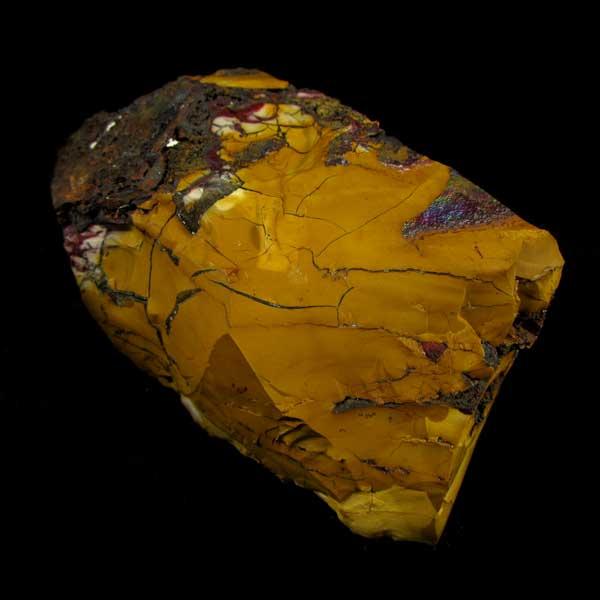 Jaspe Mookaite Brurta Pedra Natural - 7033