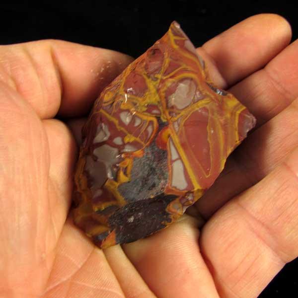 Jaspe Norenna Pedra Natural Bruta - 6257