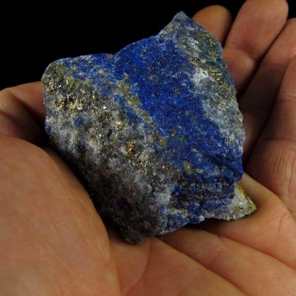 Lápis Lazuli Bruta Pedra Natural - 7113