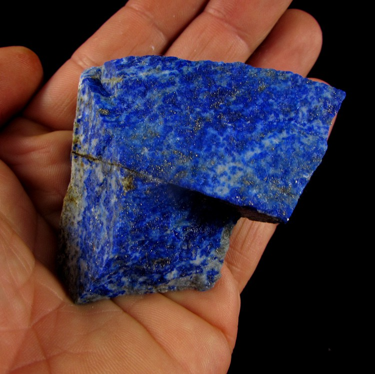 Lápis Lazuli Pedra Natural Bruta - 5443