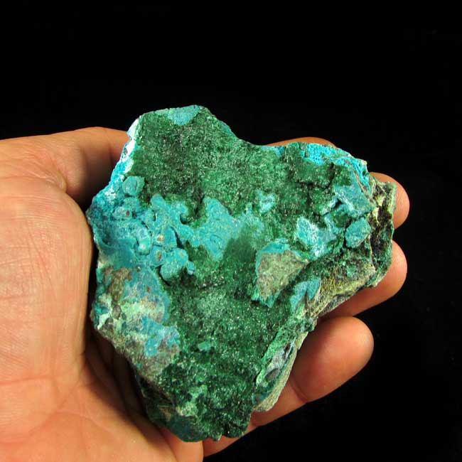 Malaquita com Crisocola Pedra Natural Bruta - 5837