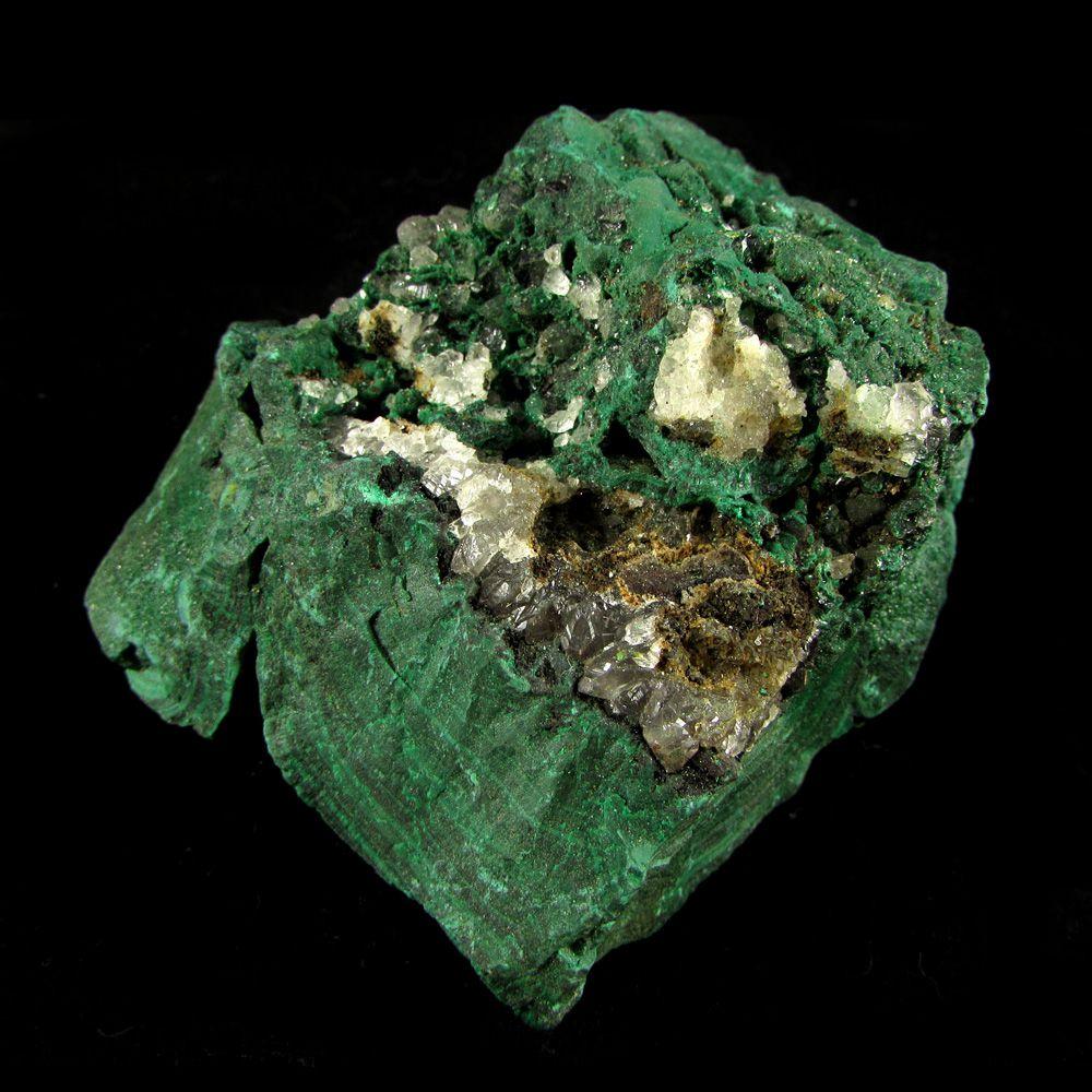 Malaquita Pedra Natural Bruta - Frete Grátis- 4857