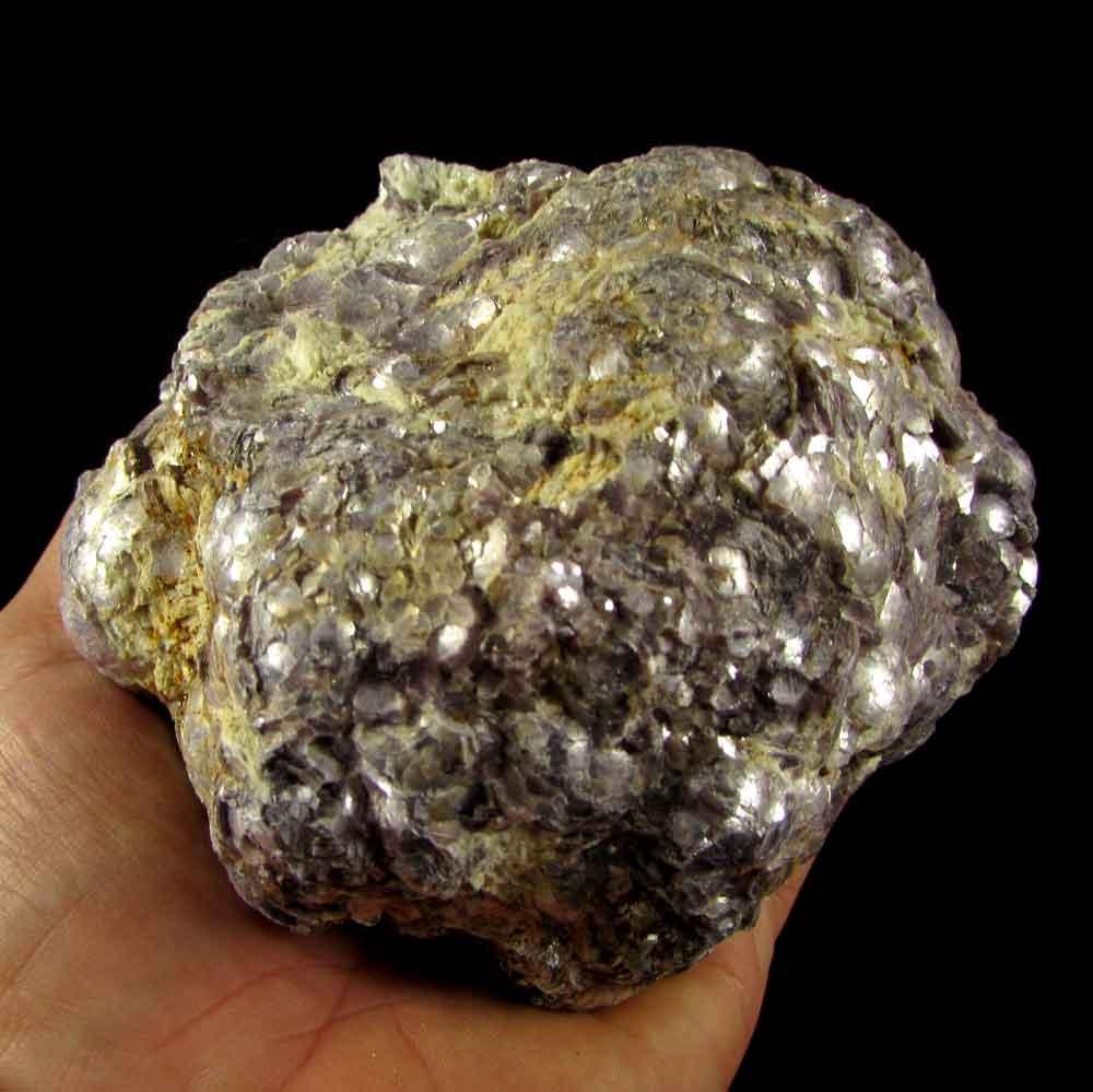 Mica Roxa Pedra Natural Bruta - 4209