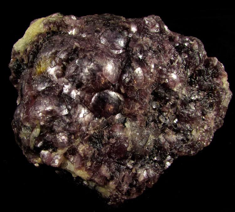 Mica Roxa Pedra Natural Bruta - 5015