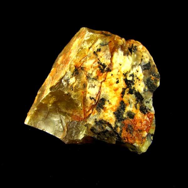 Opala Amarela Pedra Natural Bruta - 6259