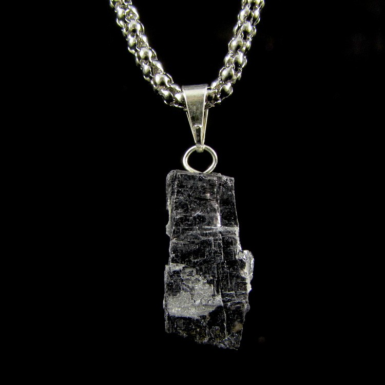 Pingente Galena Pedra Natural - 5489