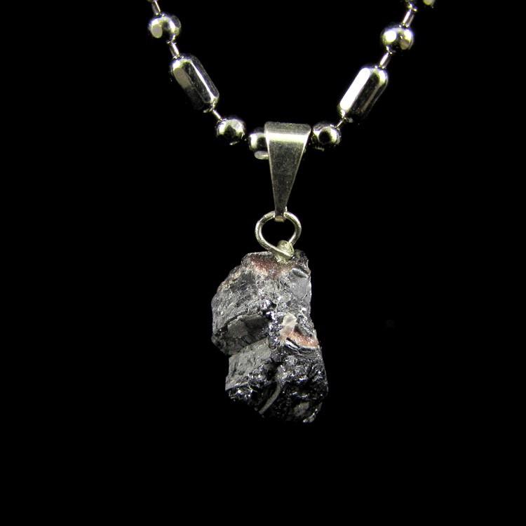 Pingente Galena Pedra Natural - 5491