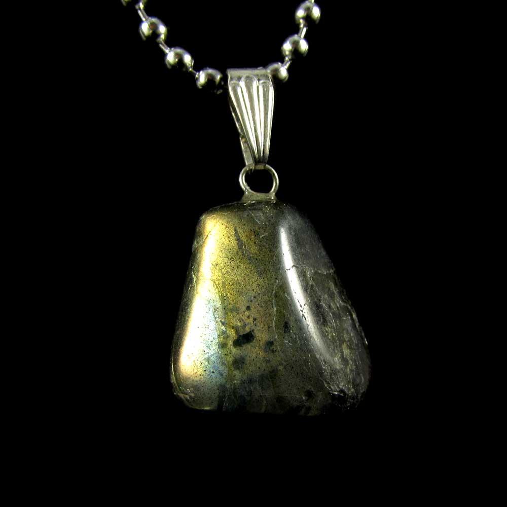 Pingente Labradorita Pedra Natural 1729
