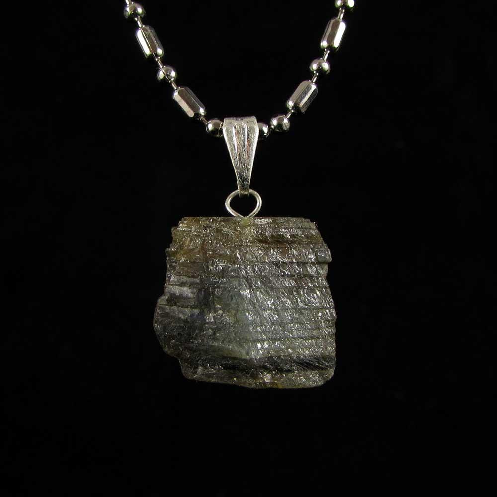 Pingente Labradorita Pedra Natural