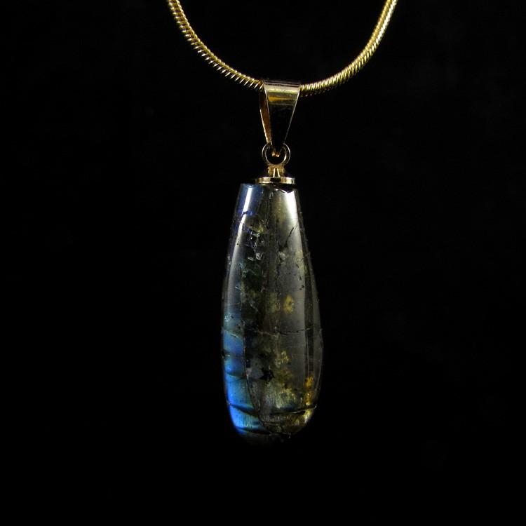 Pingente Labradorita Pedra Natural - 5247