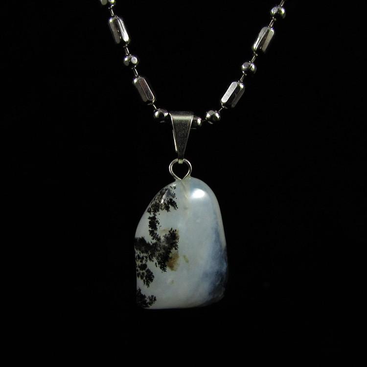 Pingente Opala Andina Pedra Natural - 5203