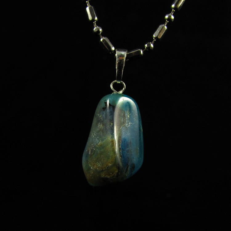 Pingente Opala Andina Pedra Natural - 5223