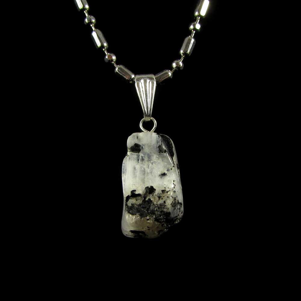 Pingente Pedra da Lua Pedra Natural (2527)