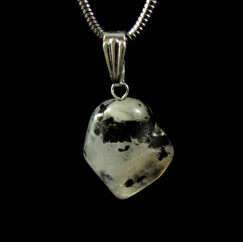 Pingente Pedra da Lua Pedra Natural (3569)