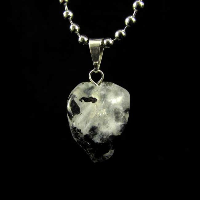 Pingente Pedra da Lua Pedra Natural - 6101