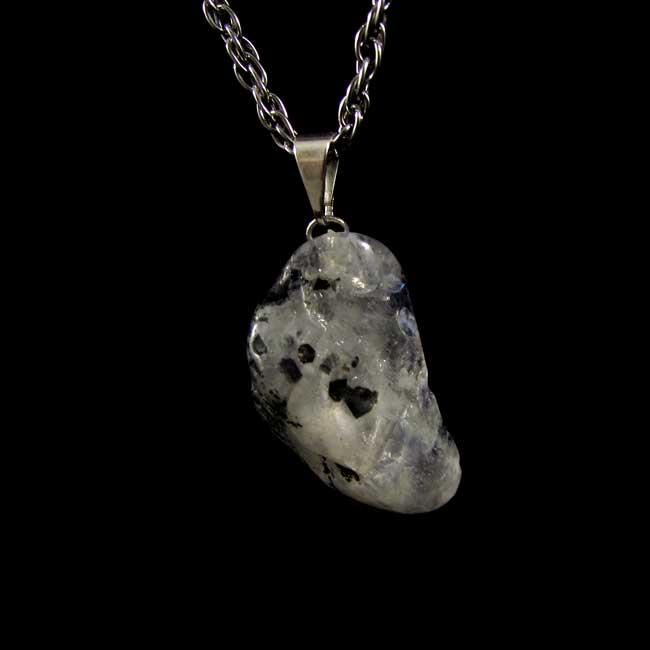 Pingente Pedra da Lua Pedra Natural - 6103